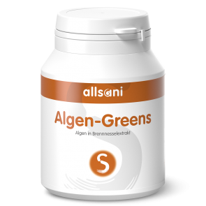 Algae-Greens