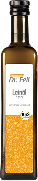 Dr. Feil Bio-Speiseleinöl